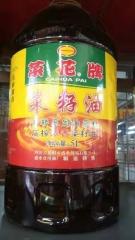 实体批发菜花牌浓香菜籽油-5L*1桶连锁供应报价85.00元